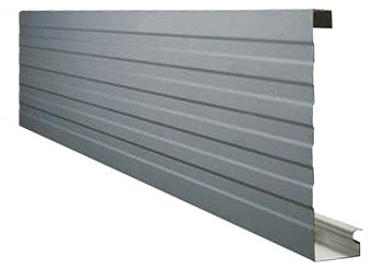Rainwater fascia rollformed in the Whitsundays