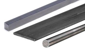Merchant Steel supplies - Square bar, flat bar, round bar, angles