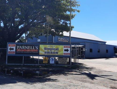 Parnells Metal head office location